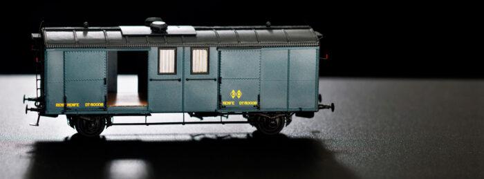 Furgon DC1-16